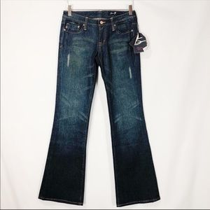 Seven7 Flare Jeans SIZE 26